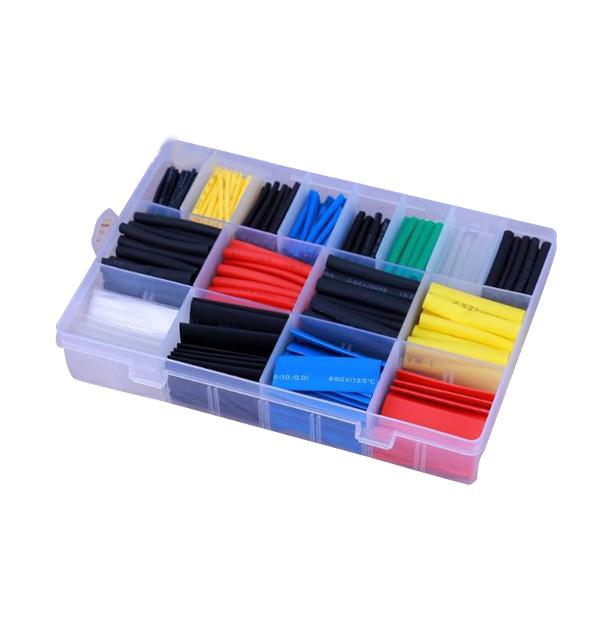 Color-heat-shrinkable-tube(580pcs)